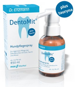 Dentomit® Spray Q10 MSE -Dr. Enzmann - 30ml
