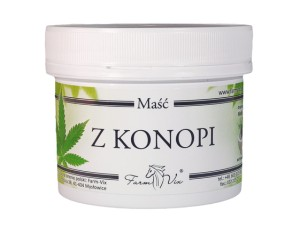 Maść z Konopi - FarmVix - 150ml