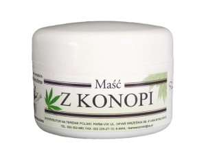 Maść z Konopi - FarmVix - 50ml