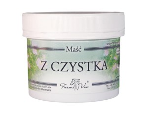 Maść z Czystka - FarmVix - 150ml