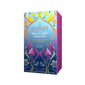 Day to Night Collection BIO - Pukka - 20 saszetek
