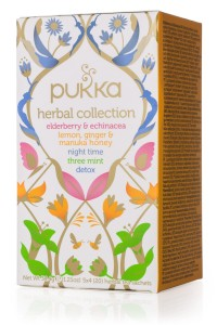 Herbal Collection - Mix - Pukka - 20 saszetek